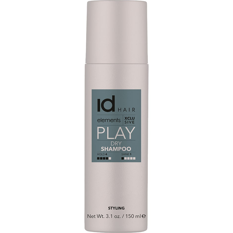 Elements Xclusive Play 50 ml IdHAIR Torrschampo