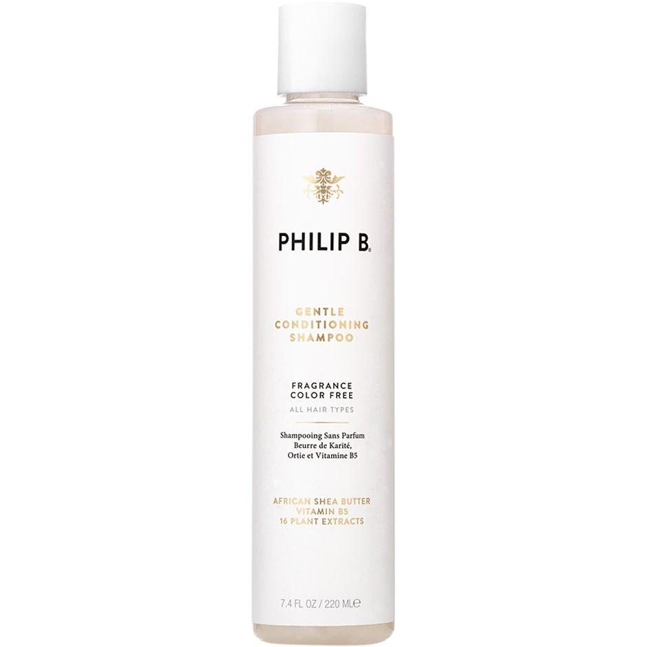 Gentle Conditioning Shampoo 220 ml Philip B Schampo