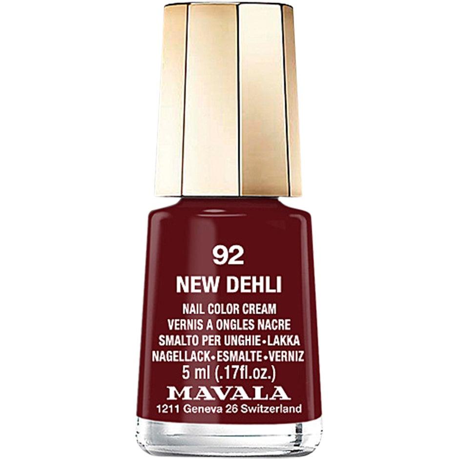 Mavala Nail Color Cream 92 New Dehli 5 ml Mavala Alla färger
