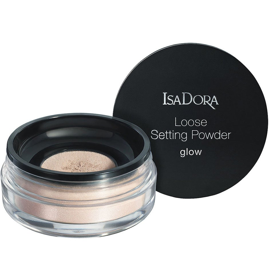 Loose Setting Powder IsaDora Puder