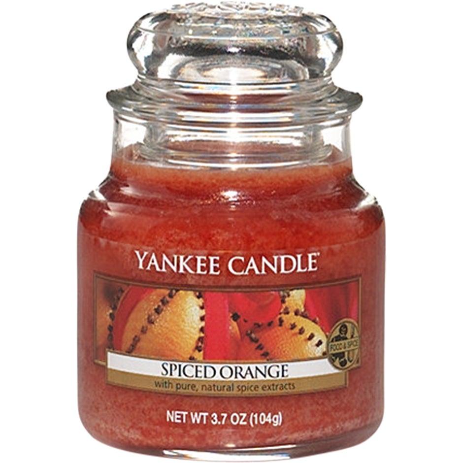 Spiced Orange 104 g Yankee Candle Doftljus