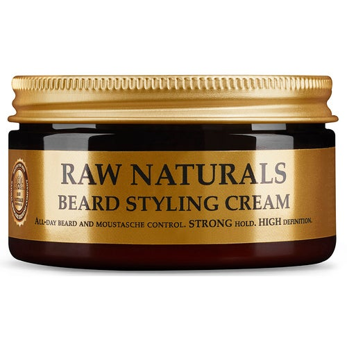 Raw Naturals by Recipe for Men Beard Styling