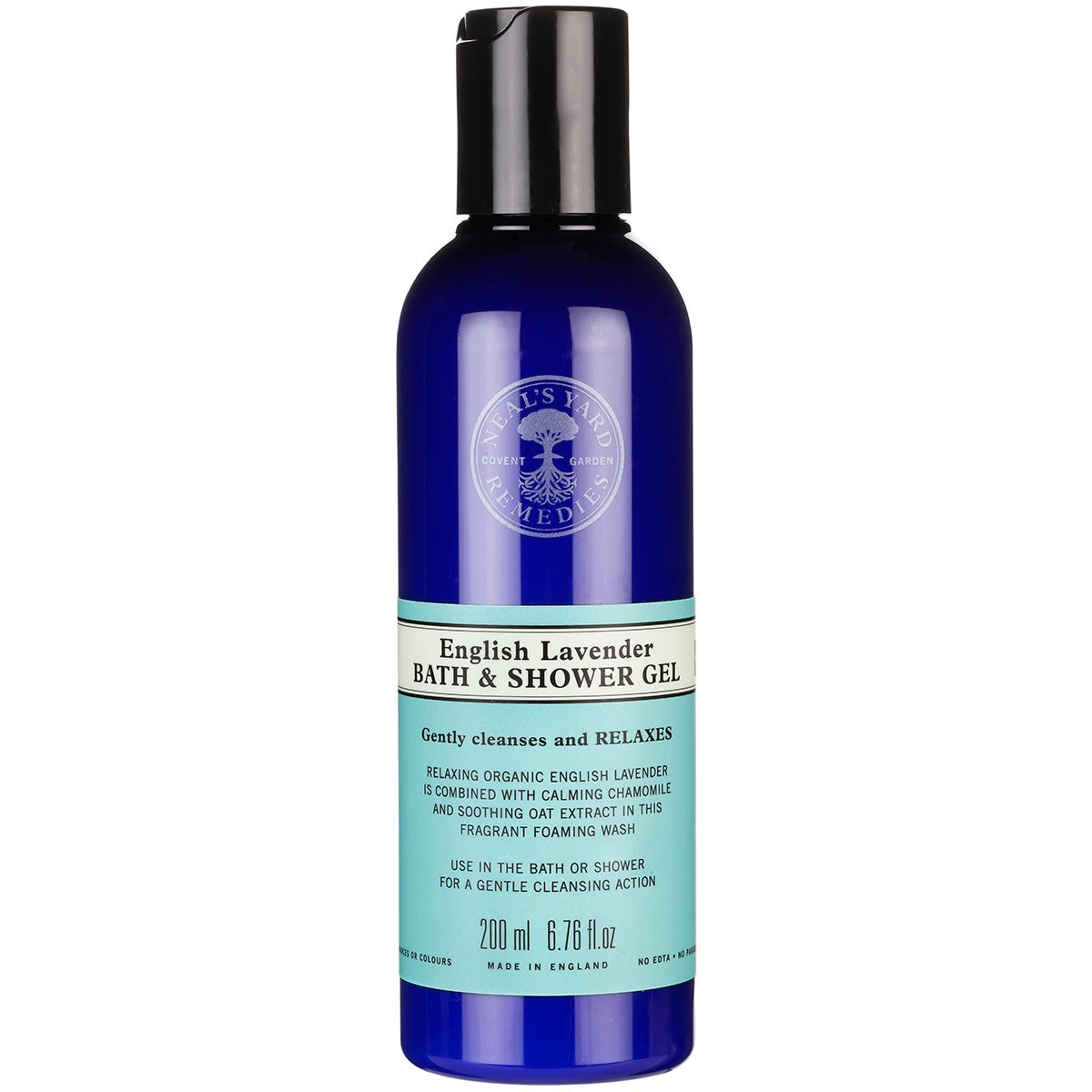Neal's Yard Remedies English Lavender Bath & Shower Gel