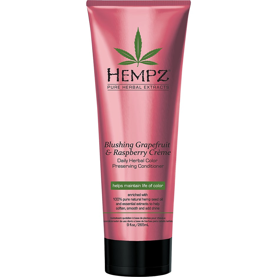 Blushing Grapefruit & Raspberry Créme Conditioner 265 ml HEMPZ Balsam