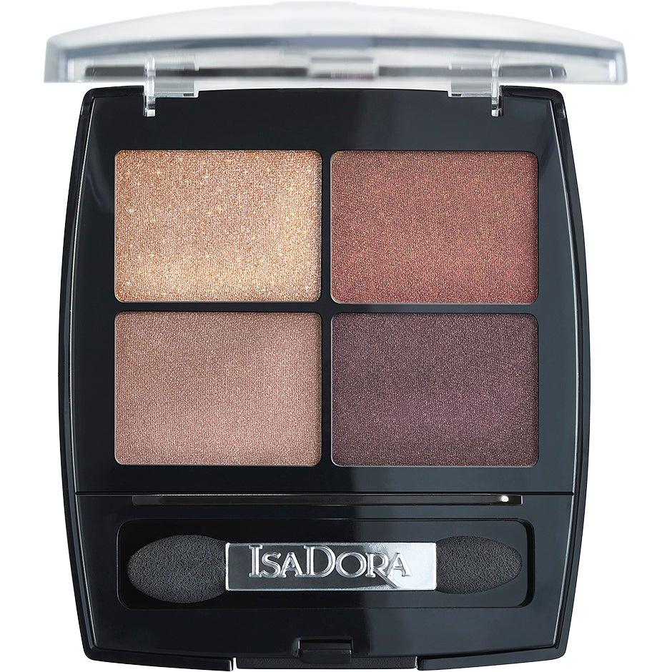 IsaDora Eyeshadow Quartet 5 g IsaDora Ögonskugga