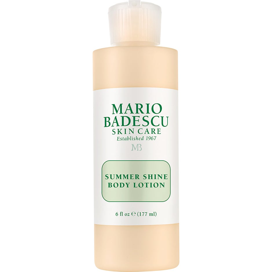 Mario Badescu Summer Shine Body Lotion 177 ml Mario Badescu Kroppslotion