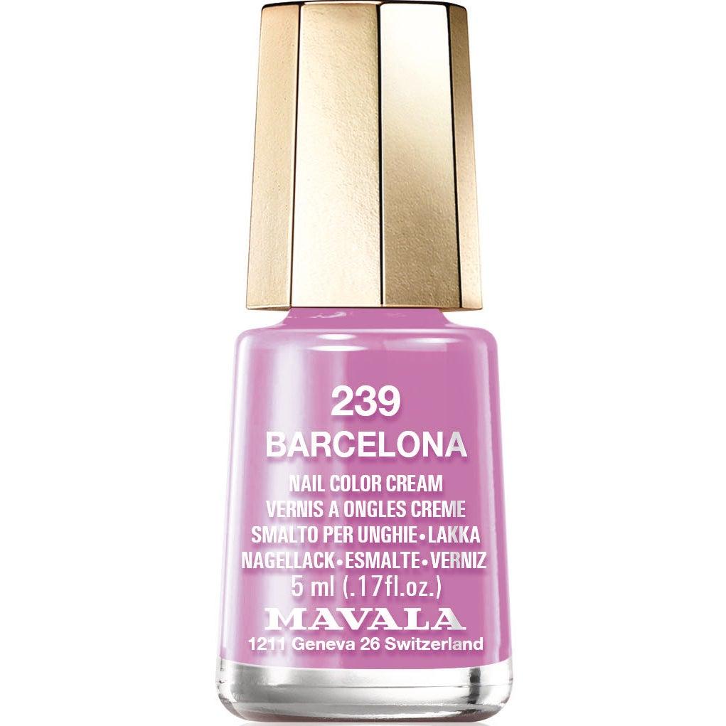 Nail Color Cream 239 Barcelona 5 ml Mavala Alla färger