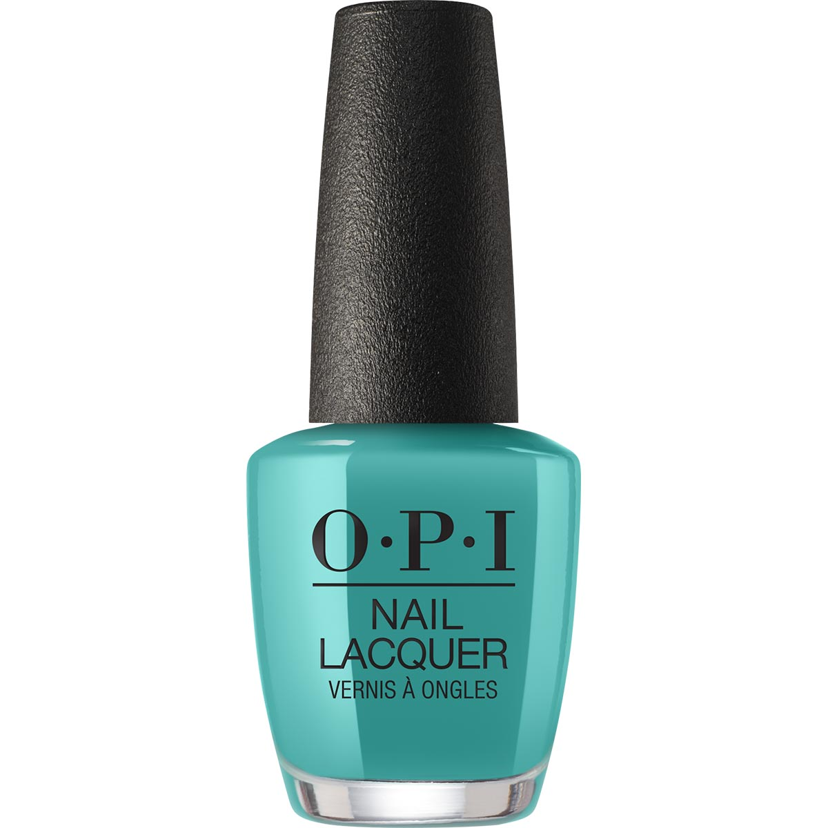 Nail Lacquer 15 ml OPI Grön & Aqua