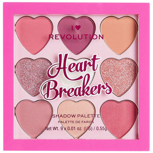 Makeup Revolution I Heart Heartbreakers Sweetheart Eyeshadow Palette