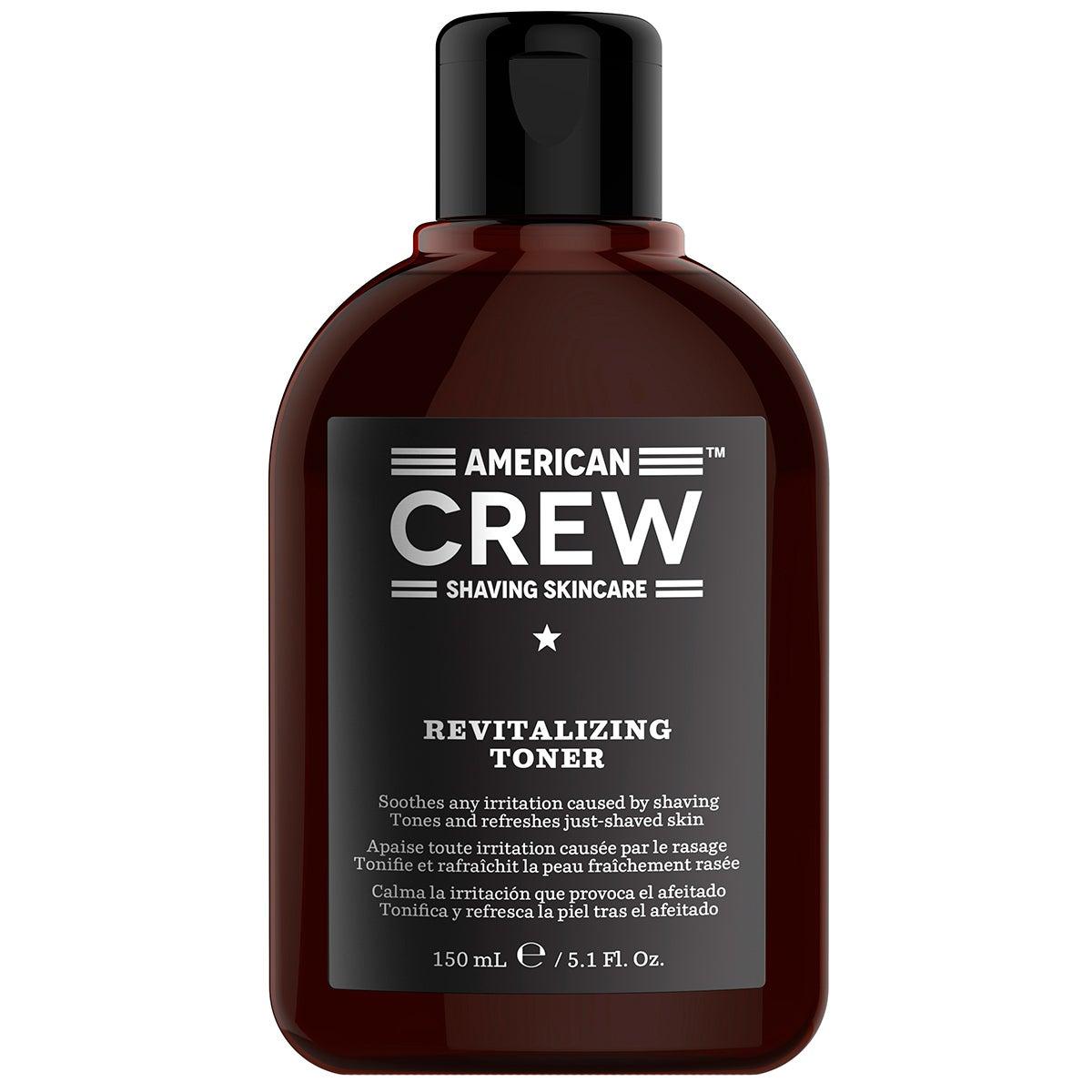 Shaving Skincare Revitalizing Toner 150 ml American Crew Efter rakning