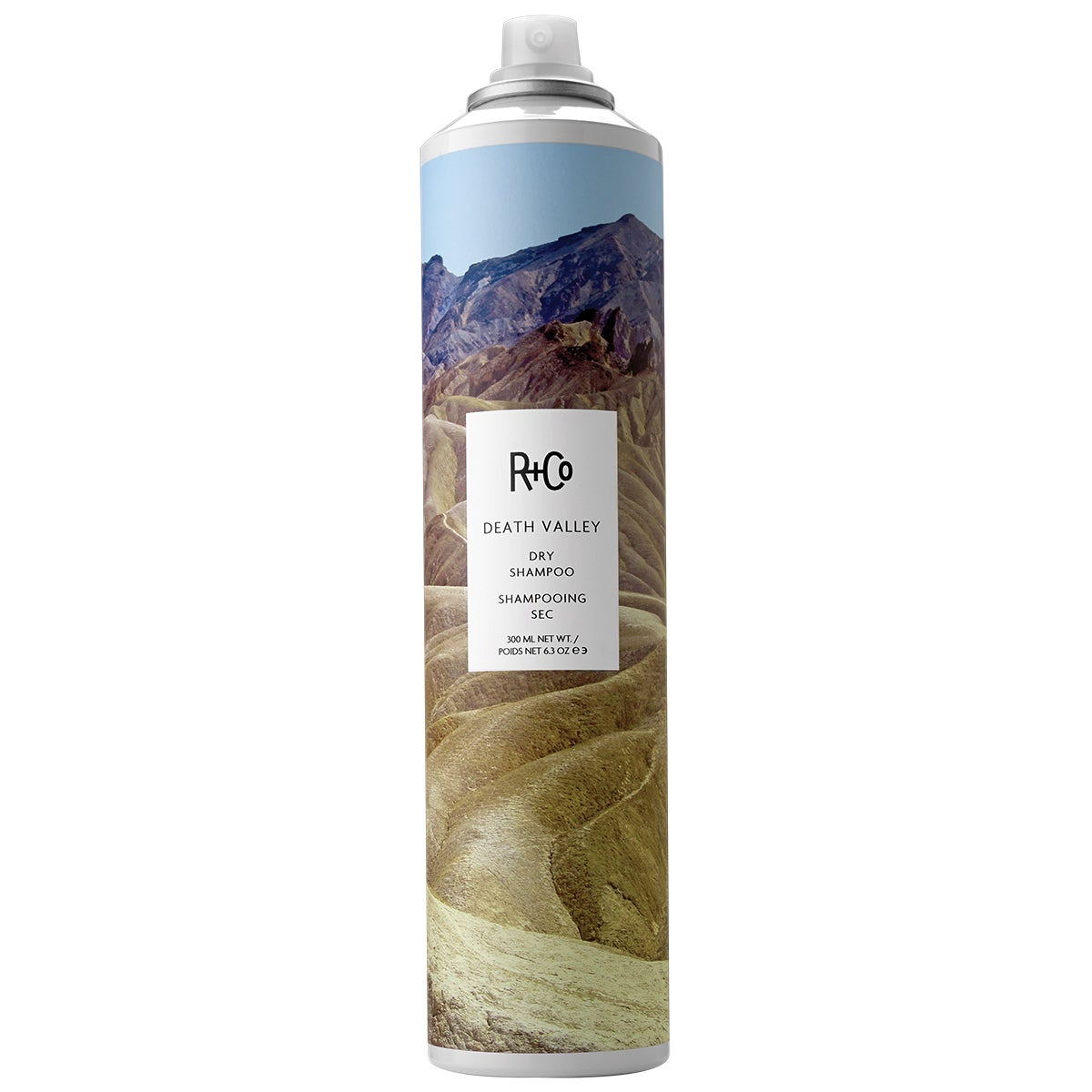 Death Valley Dry Shampoo 300 ml R+CO Torrschampo