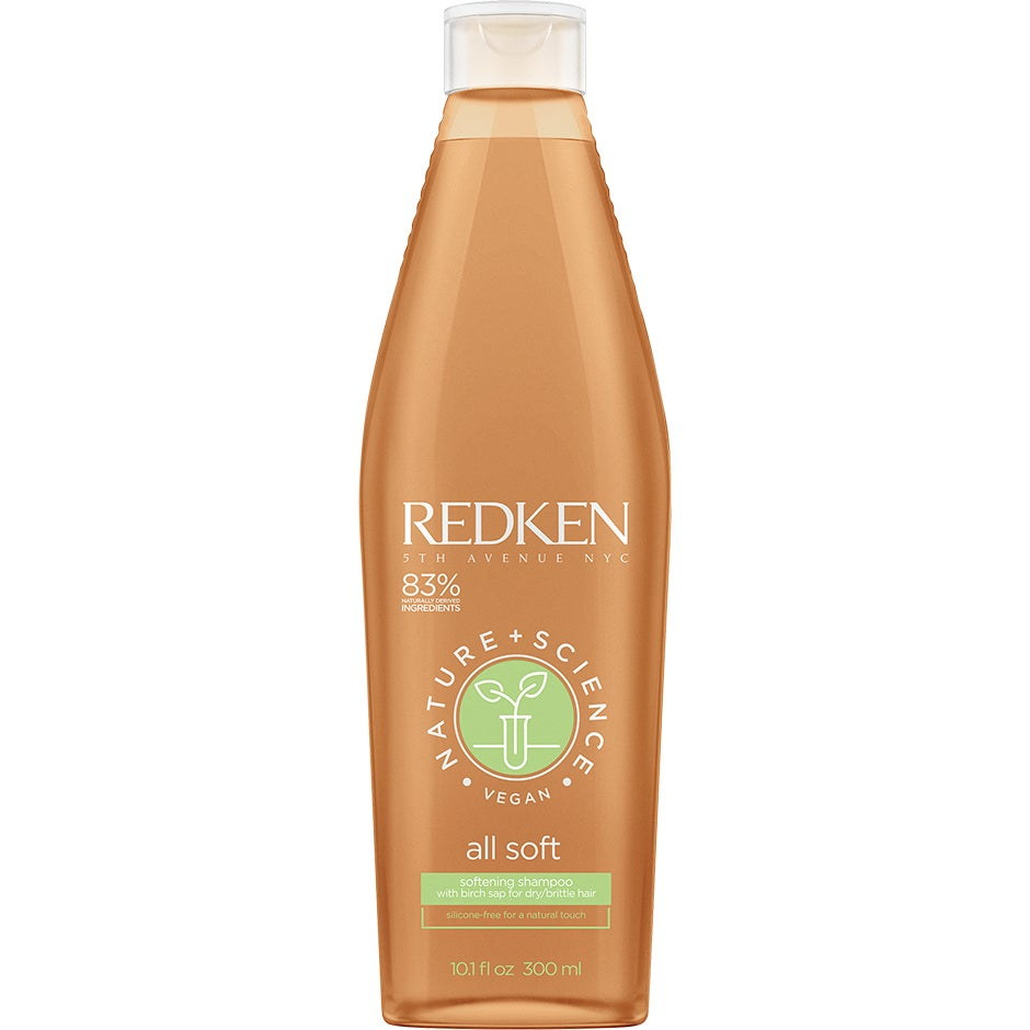 Nature + Science All Soft Shampoo 300 ml Redken Schampo