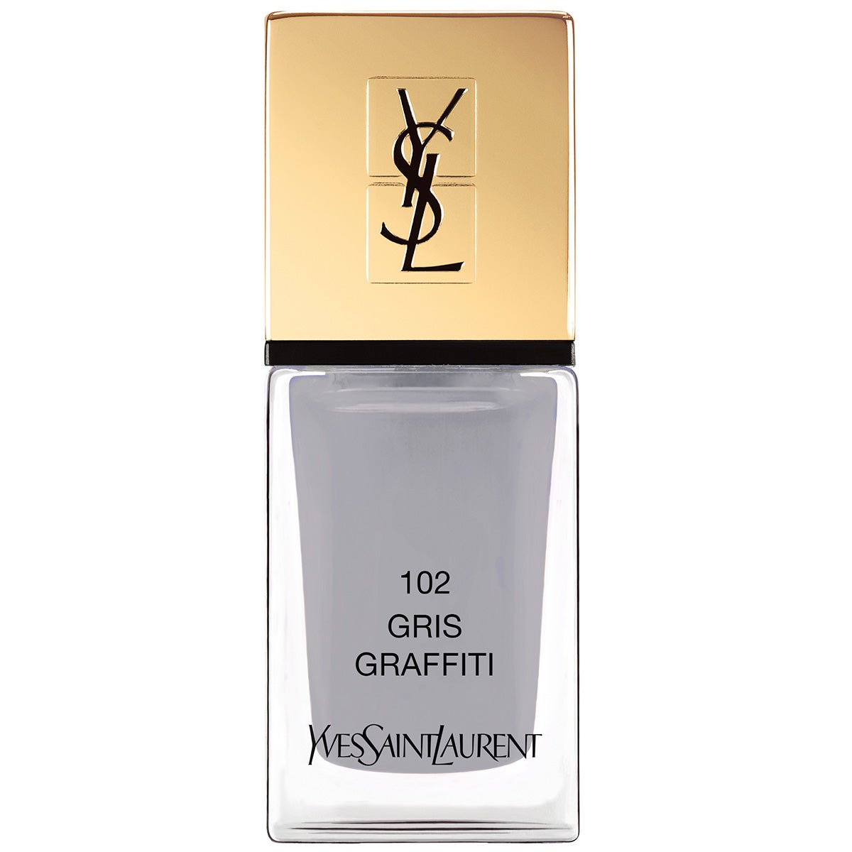 Yves Saint Laurent La Laque Couture 102 Gris Graffiti - Urban Escape Collection