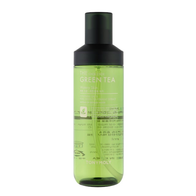 The Chok Chok Green Tea Watery Skin 180ml, 180 ml Tonymoly Steg 4: Toner