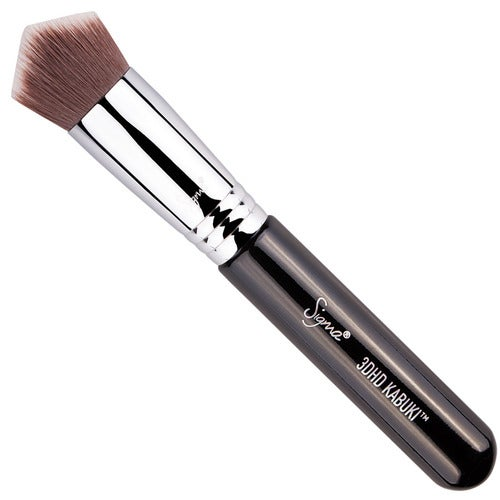 Sigma Beauty 3DHD Kabuki Brush, Black