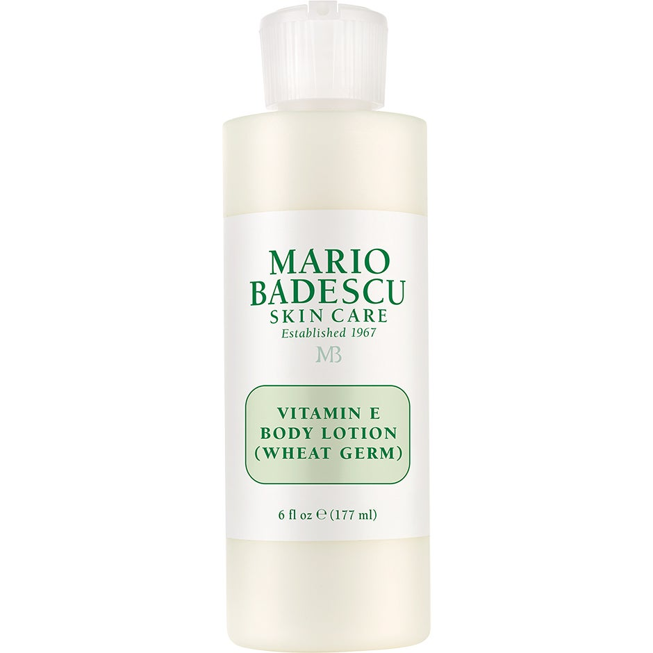 Mario Badescu Vitamin E Body Lotion (Wheat Germ) 177 ml Mario Badescu Kroppslotion
