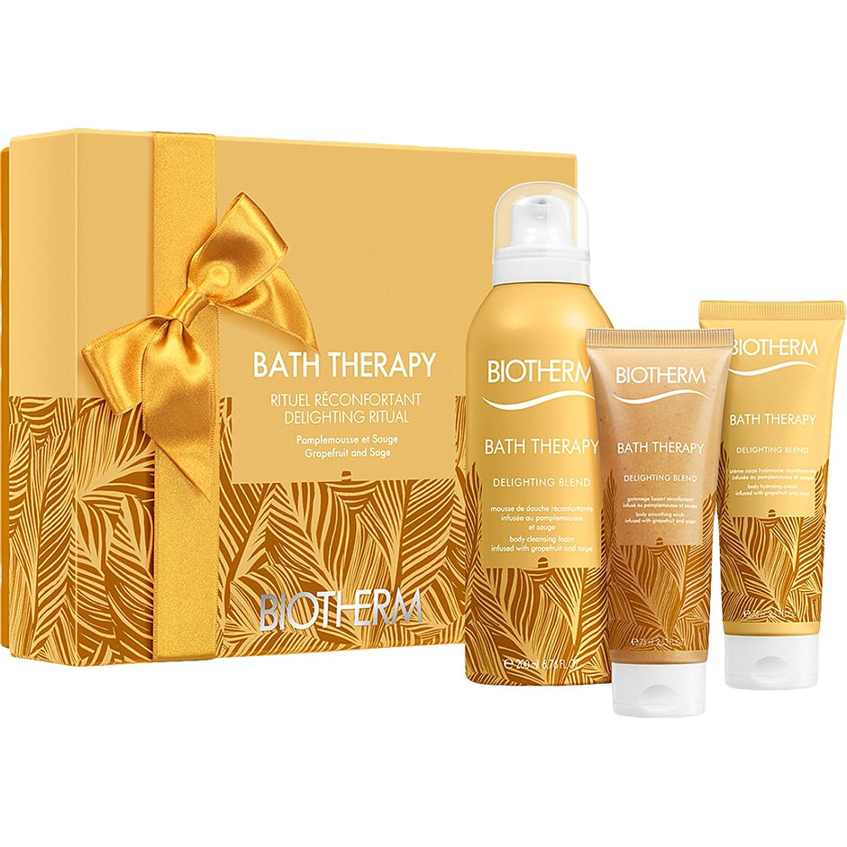 Biotherm Bath Therapy Delighting Blend Medium Set Biotherm Set & Boxar