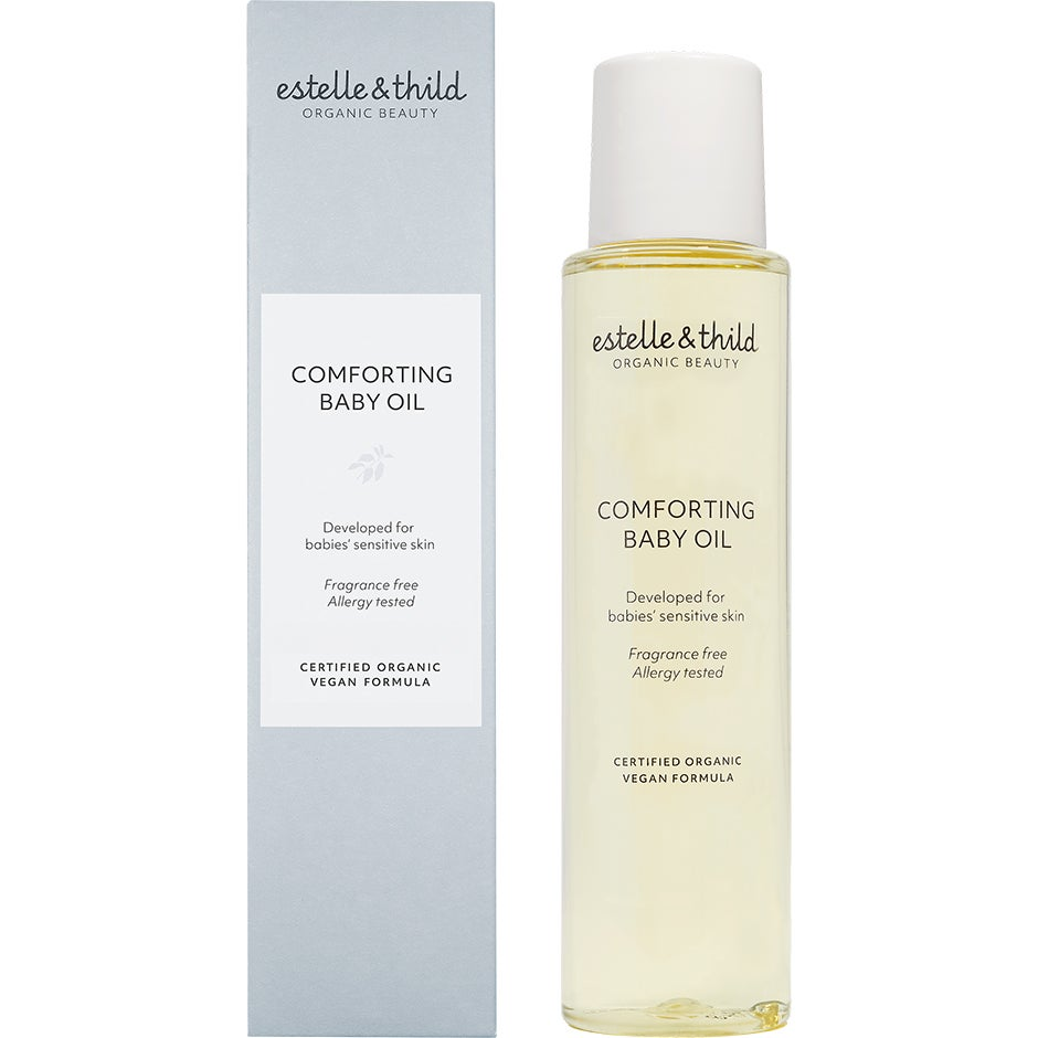 Estelle & Thild BioCare Baby Comforting Body Oil 100 ml estelle & thild Mamma & Baby
