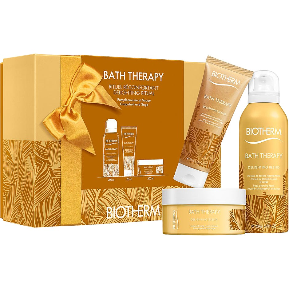Biotherm Bath Therapy Delighting Blend Large Set Biotherm Set & Boxar