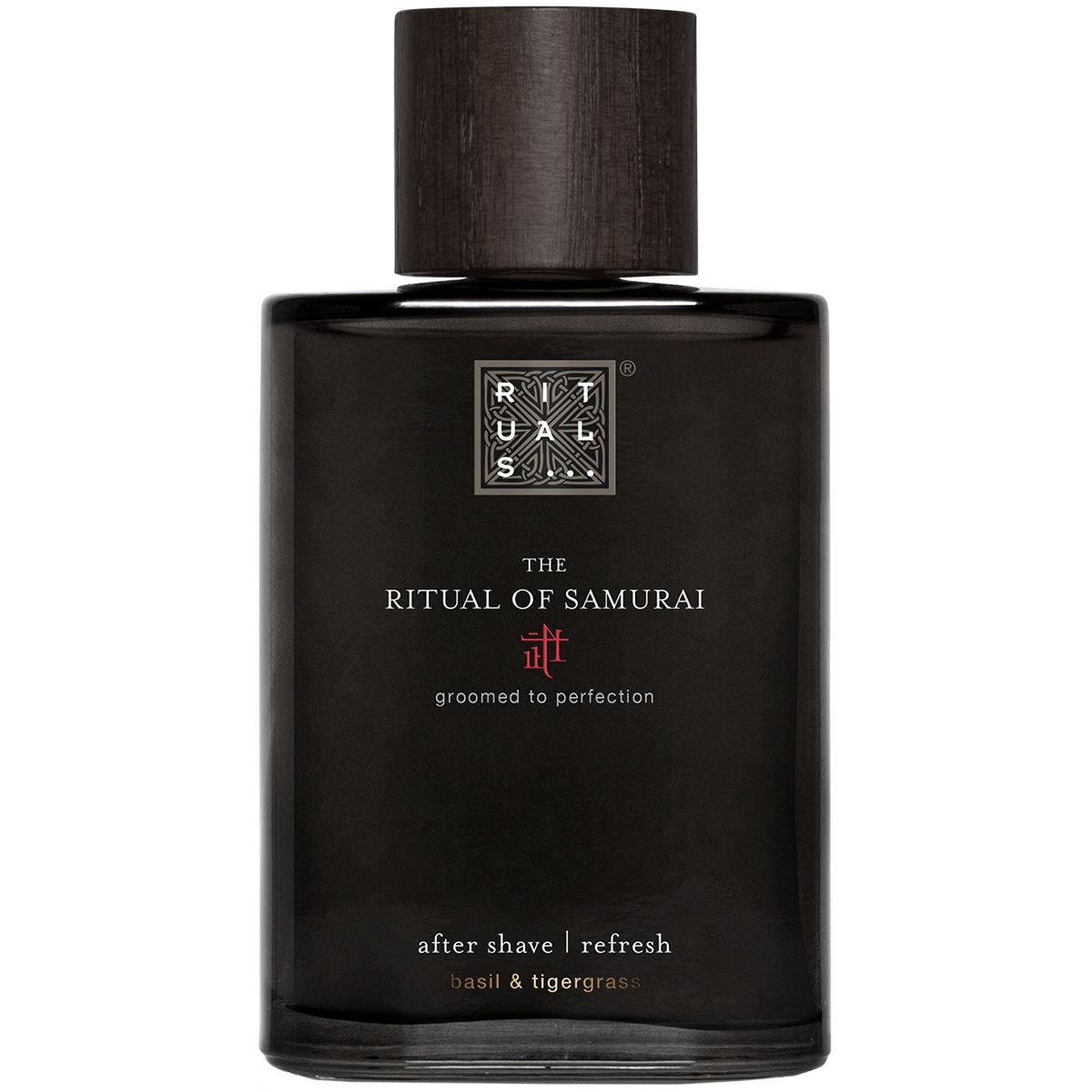 The Ritual of Samurai After Shave