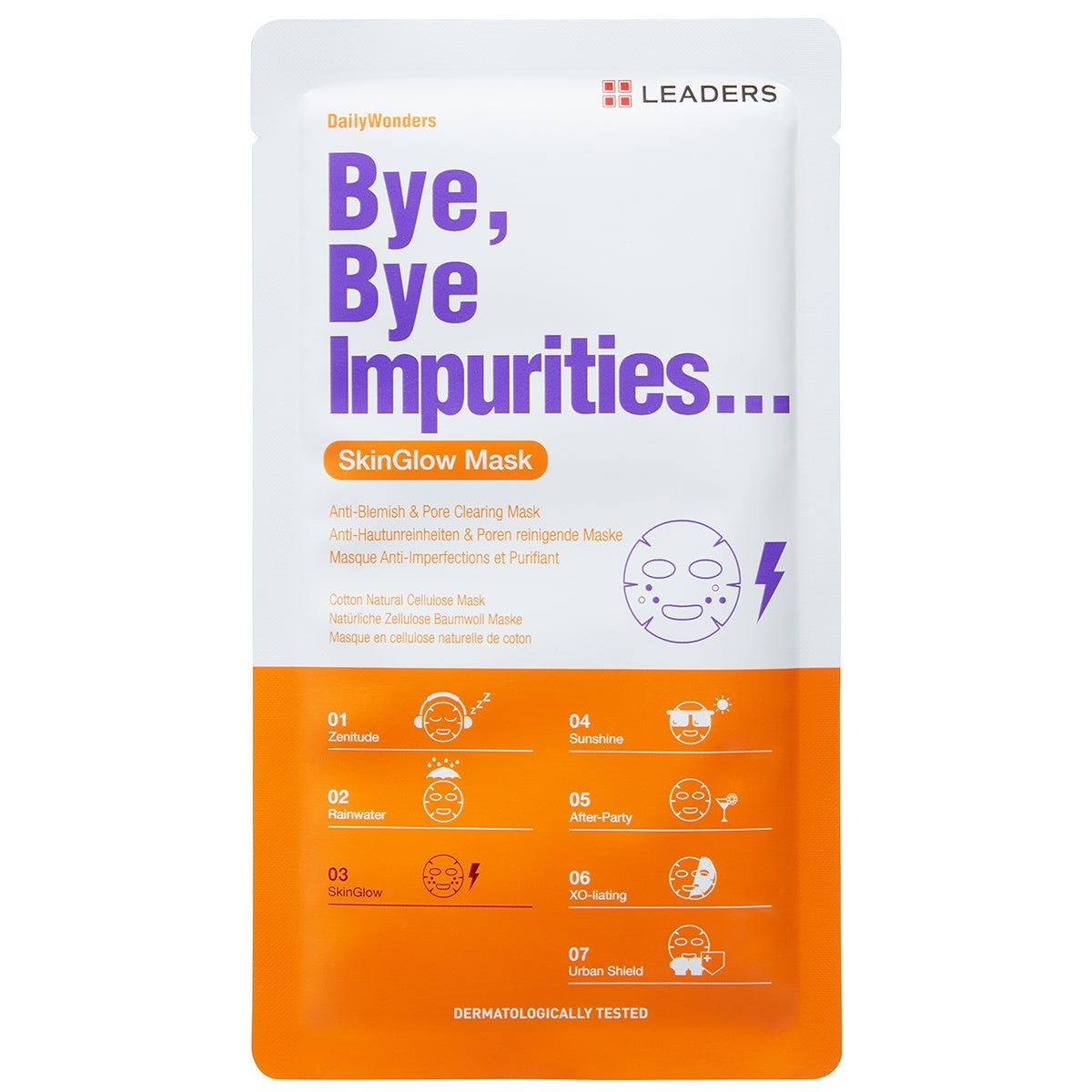 Leaders Bye, Bye Impurities... - SkinGlow Mask