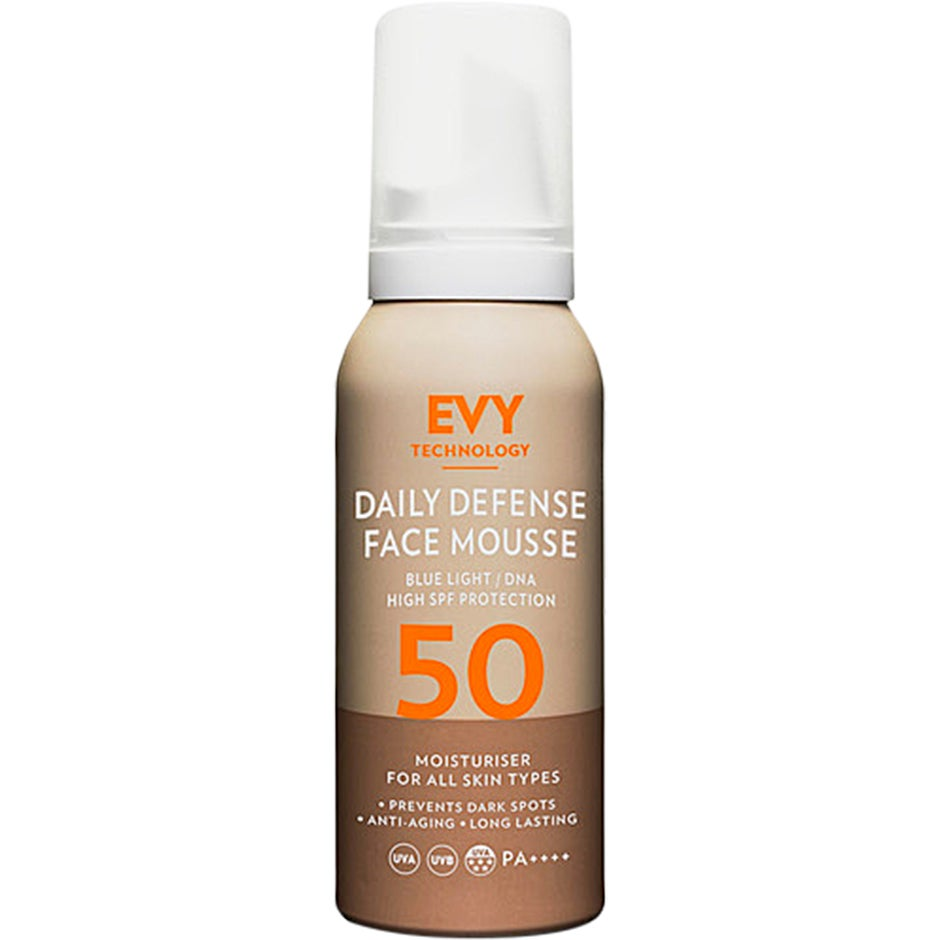 Daily Defense Face Mousse Gift 75 ml EVY Technology Erbjudanden