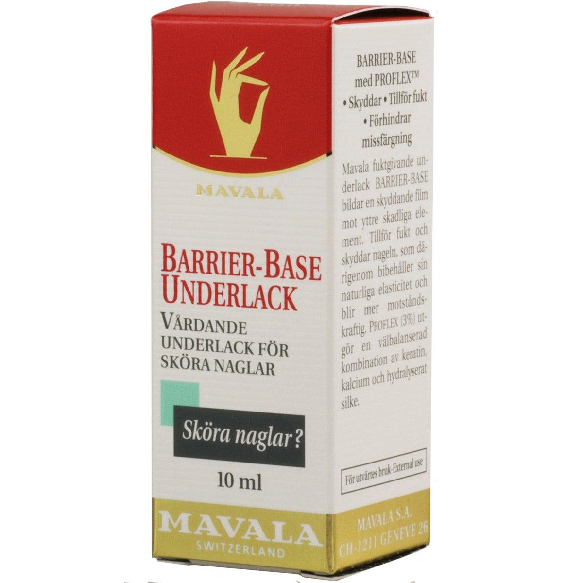 Barrier-Base Underlack 10 ml Mavala Underlack