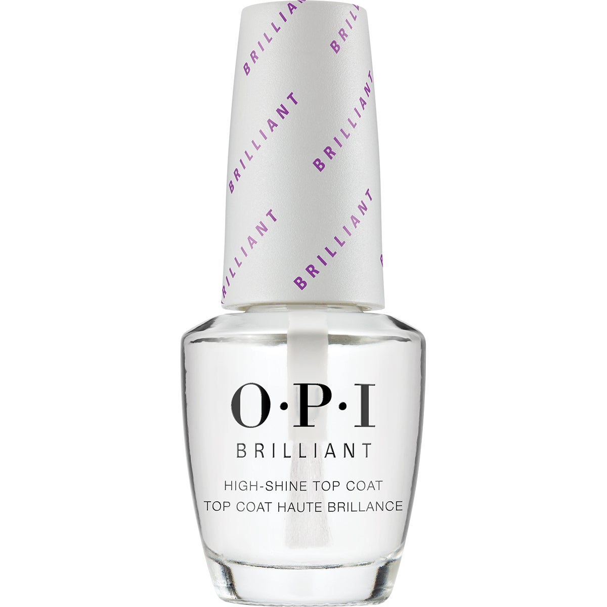 Brilliant Top Coat 15 ml OPI Överlack