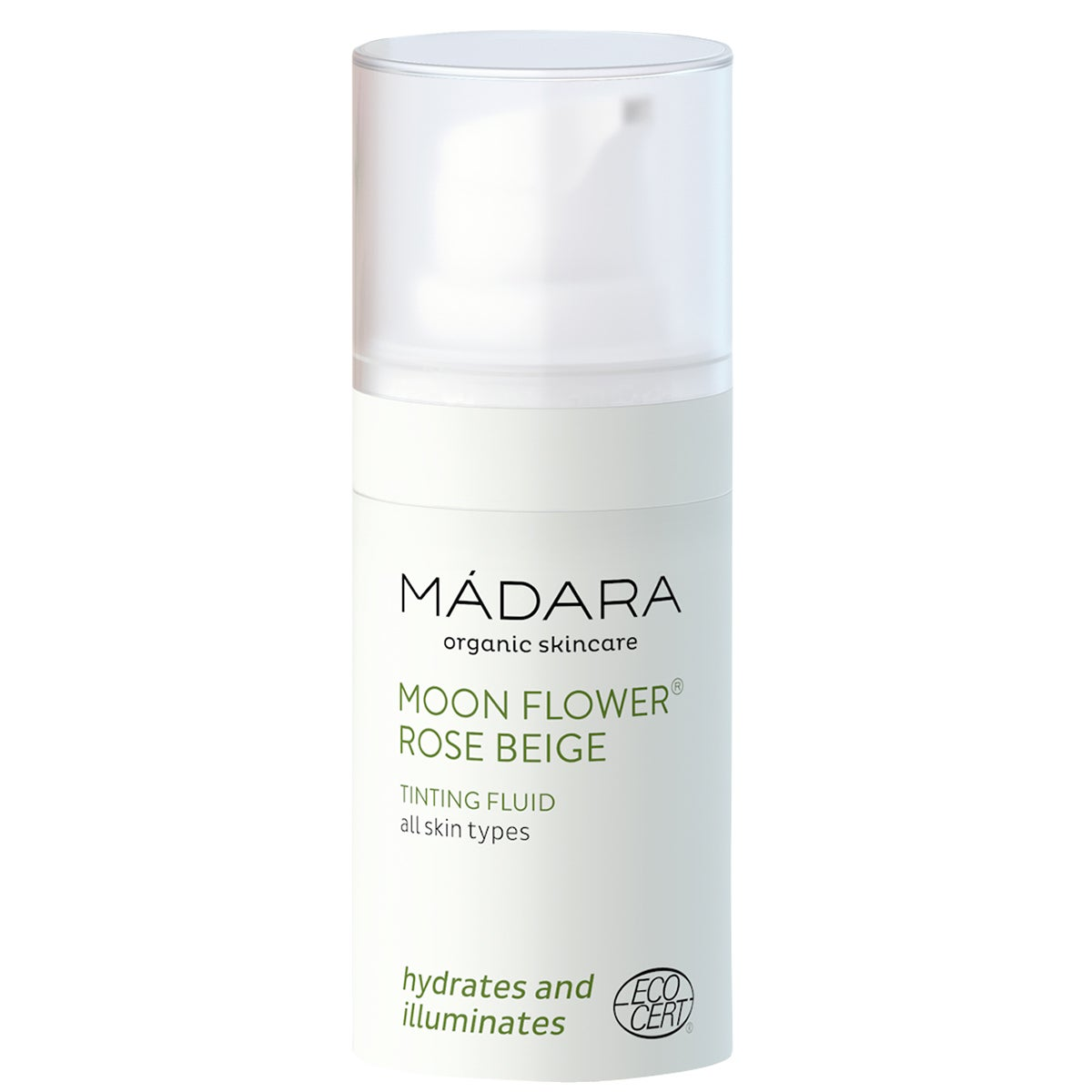 MÁDARA ecocosmetics Madara Skincare Moonflower Rose Beige