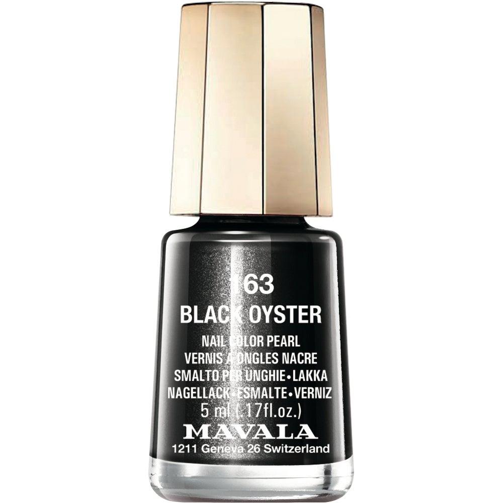 Mavala Nail Color Pearl 163 Black Oyster 5 ml Mavala Alla färger