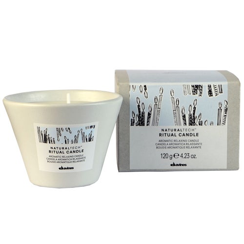 Davines Naturaltech Ritual Candle Gift