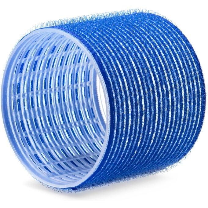 Self Grip XL Blue 78 mm 6-pack Bravehead Hårspolar