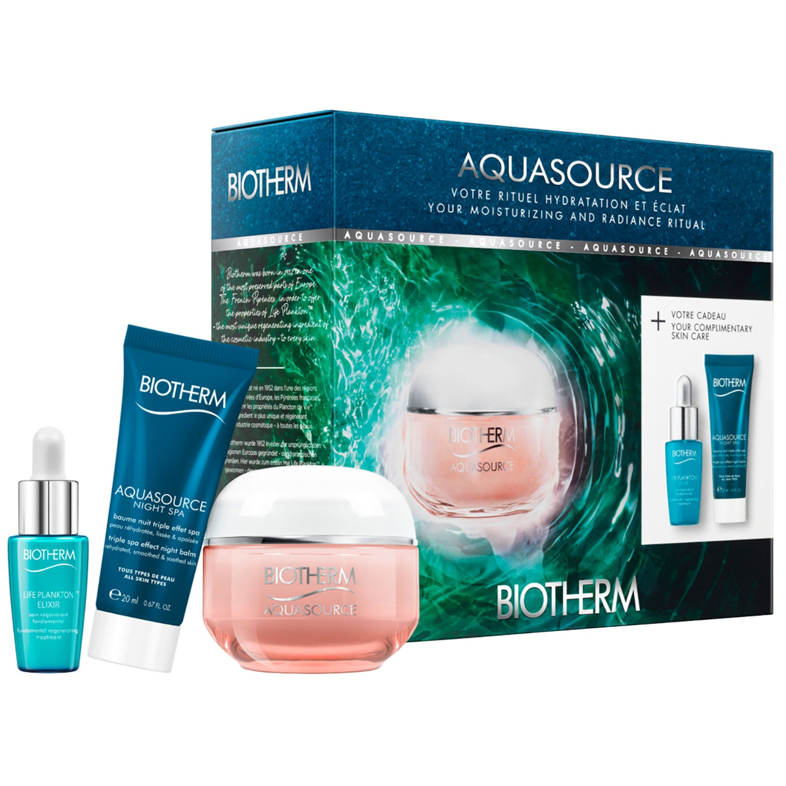 Biotherm Aquasource Cream