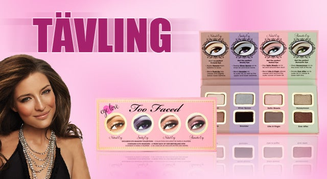 Too Faced-tävling - Eye Love