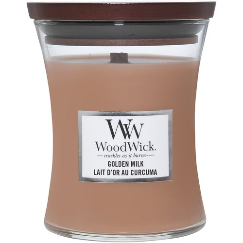 WoodWick Golden Milk