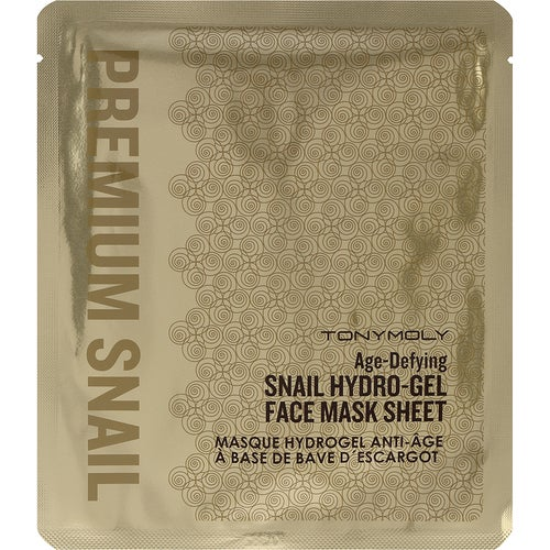 Tonymoly Intense Care Snail Gel Mask