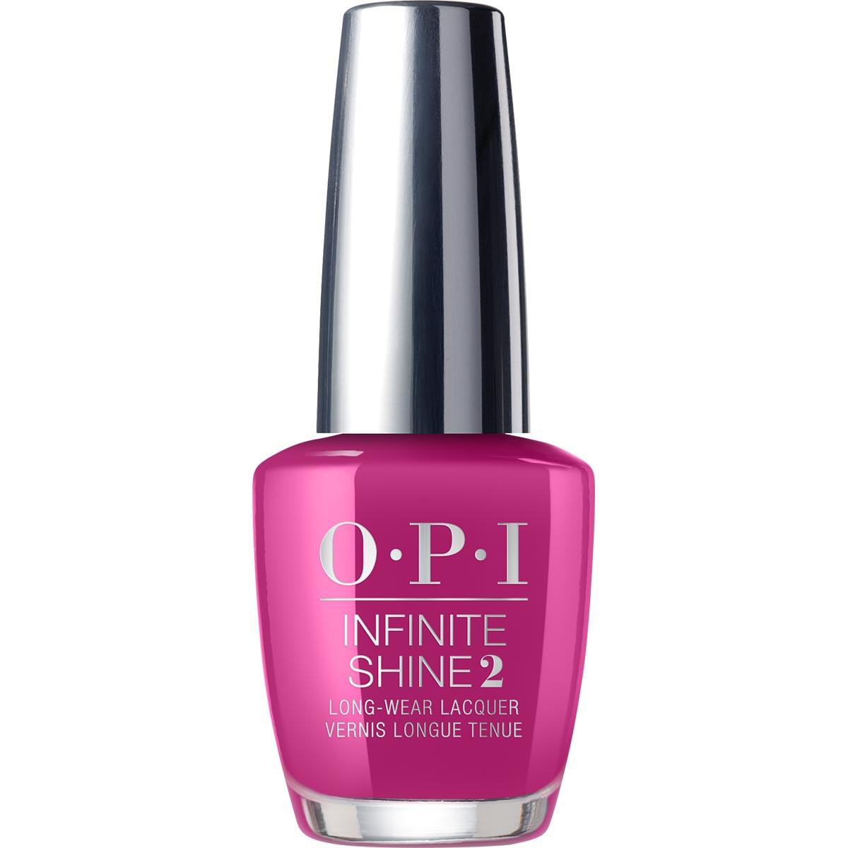 Infinite Shine OPI Rosa & Röd