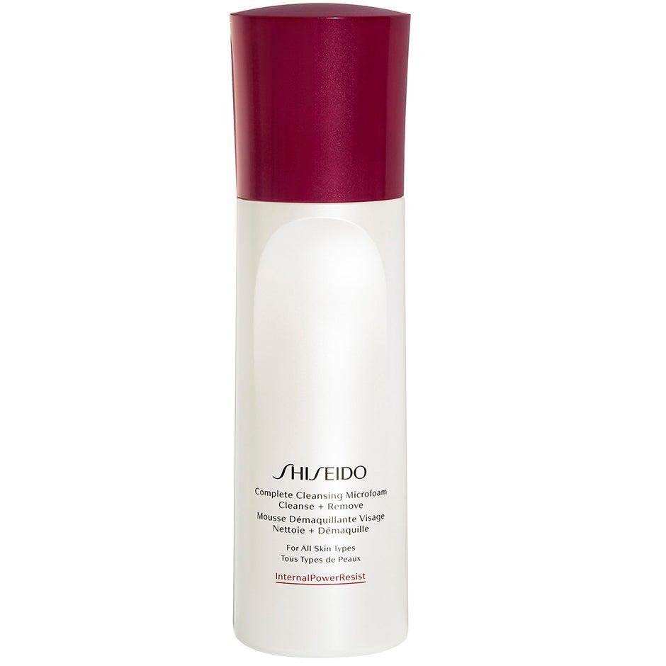 Defend Complete Cleansing Microfoam 180 ml Shiseido Ansiktsrengöring