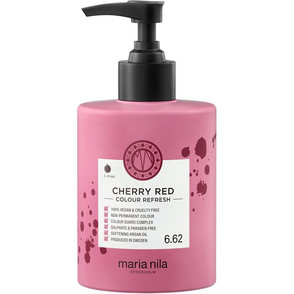 Maria Nila Colour Refresh Cherry Red 300 ml Maria Nila Hårinpackning