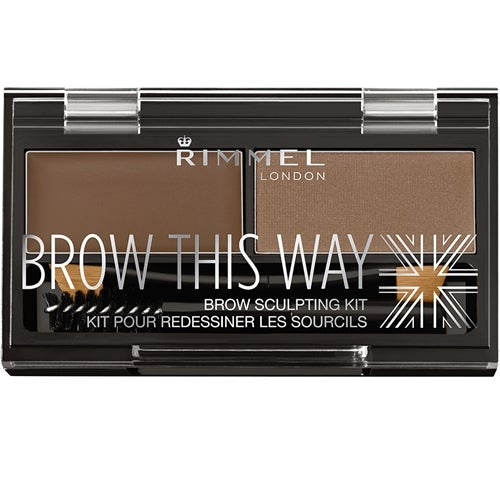 Rimmel London Brow This Way Eyebrow Powder Kit