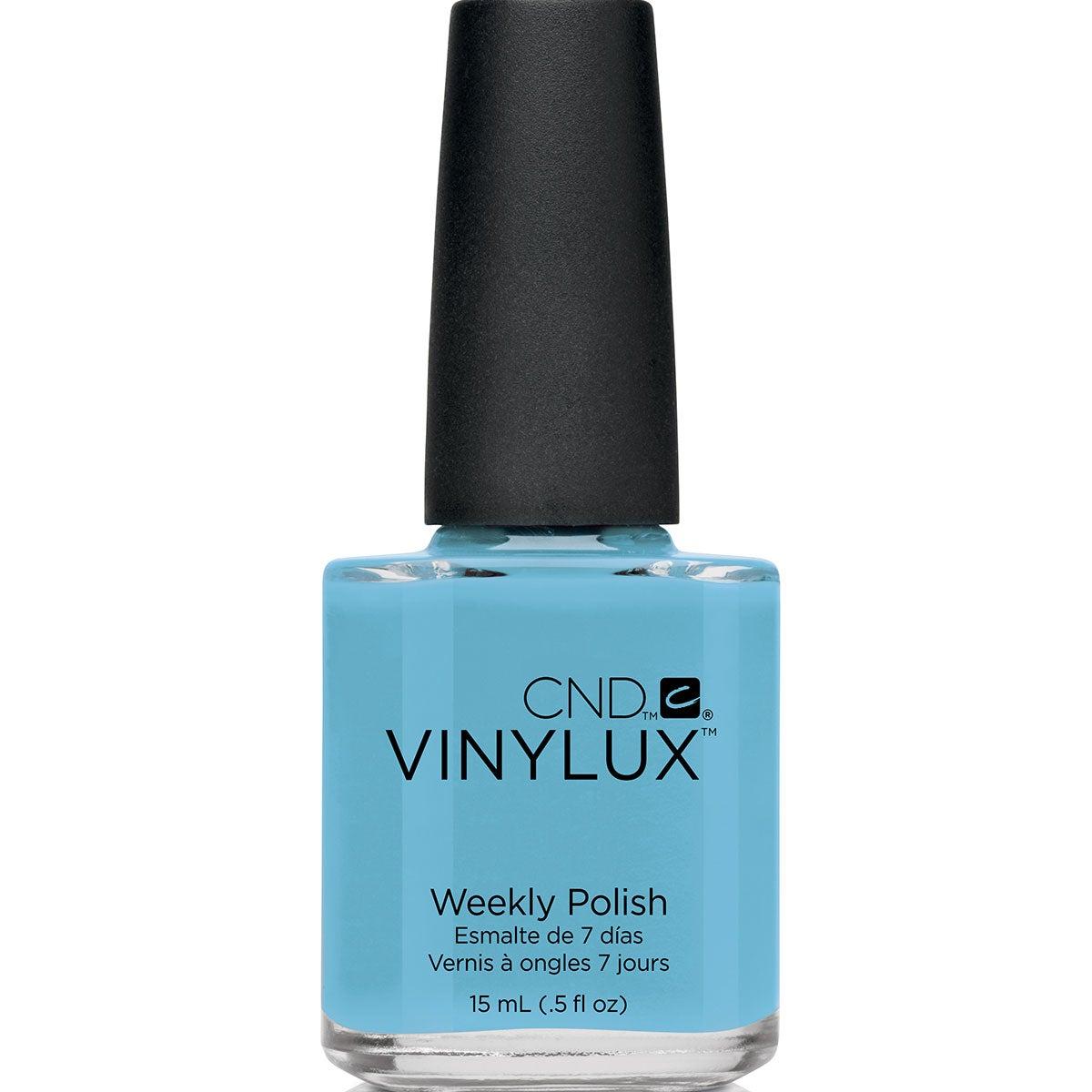 Azure Wish 15 ml CND Vinylux Lila & Blå