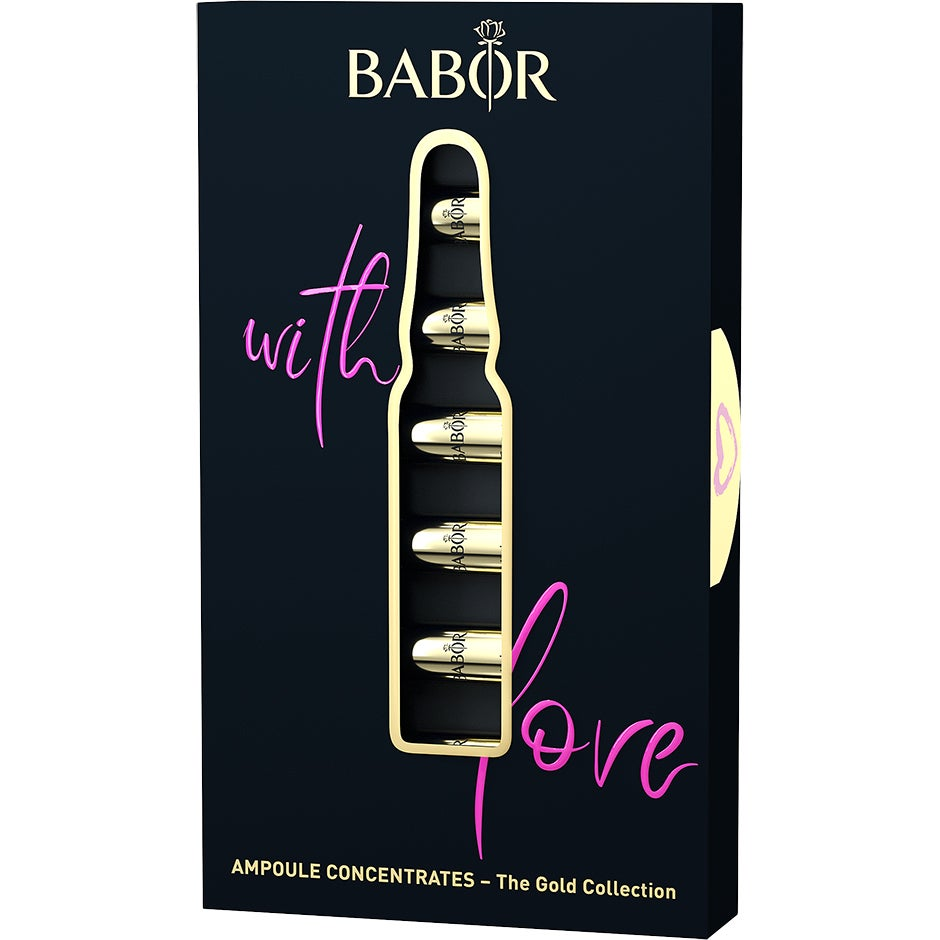 Ampoule Gold Edition Babor Ansiktsserum