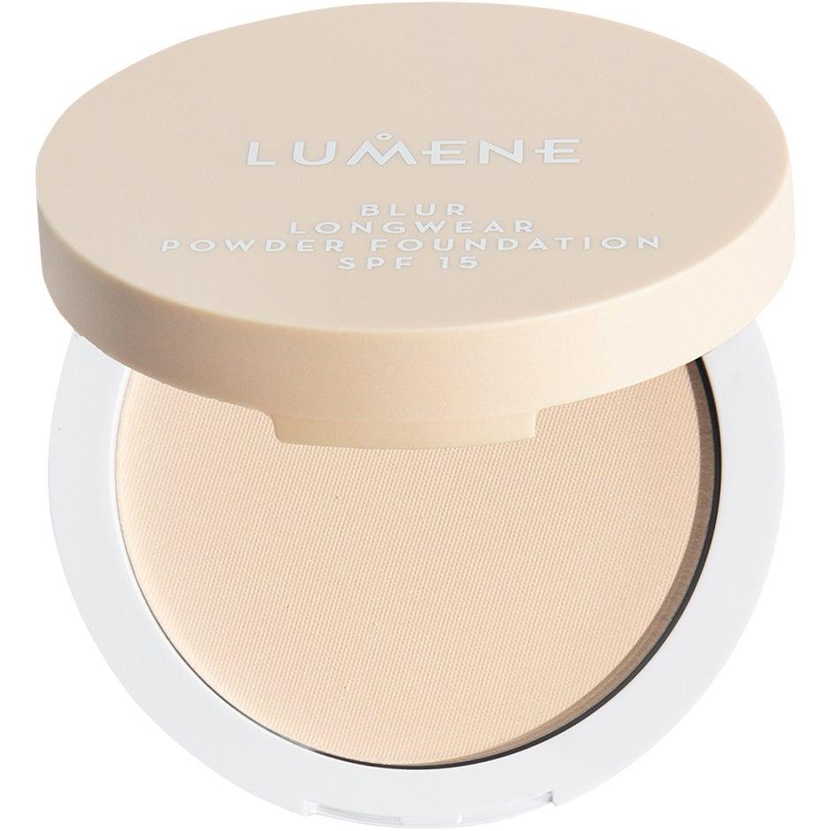 Blur Longwear Powder Foundation SPF 15 Lumene Foundation