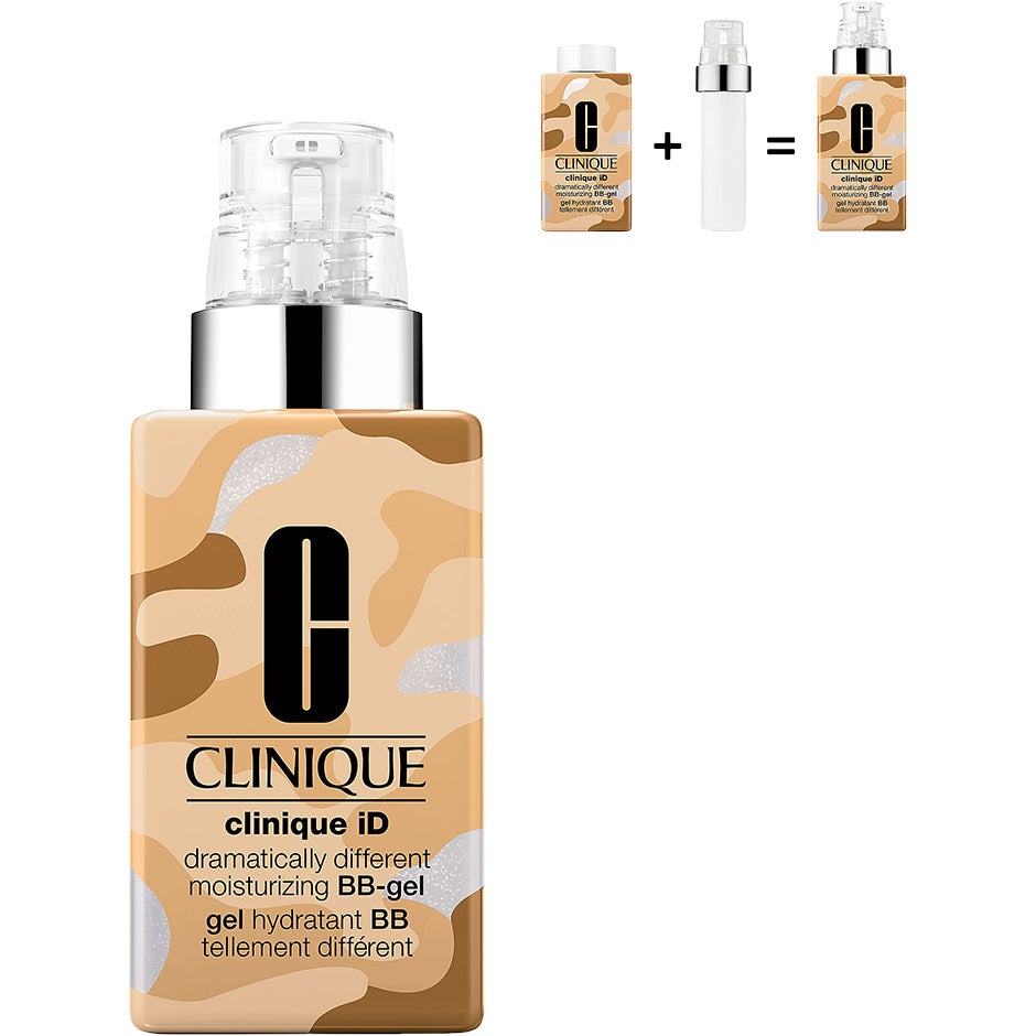 iD BB-Gel + Uneven Skin Tone Clinique Fuktgivande
