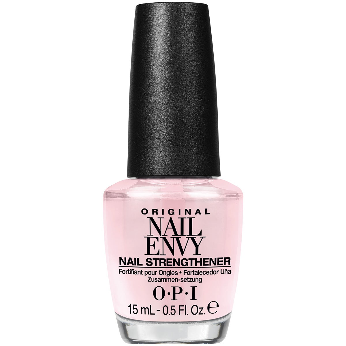 Nail Envy Strength + Color Pink To Envy 15 ml OPI Nagelstärkare