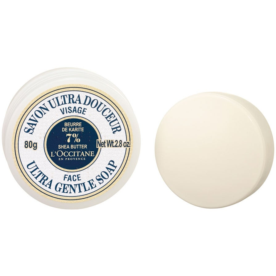 L'Occitane Shea Butter Ultra Gentle Face Soap 80 g L'Occitane Tvål