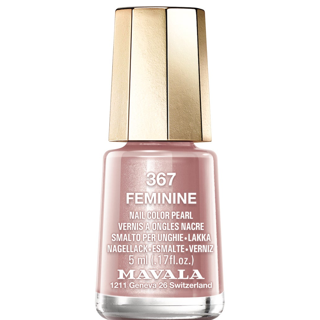 Nail Color Pearl 367 Feminine 5 ml Mavala Alla färger
