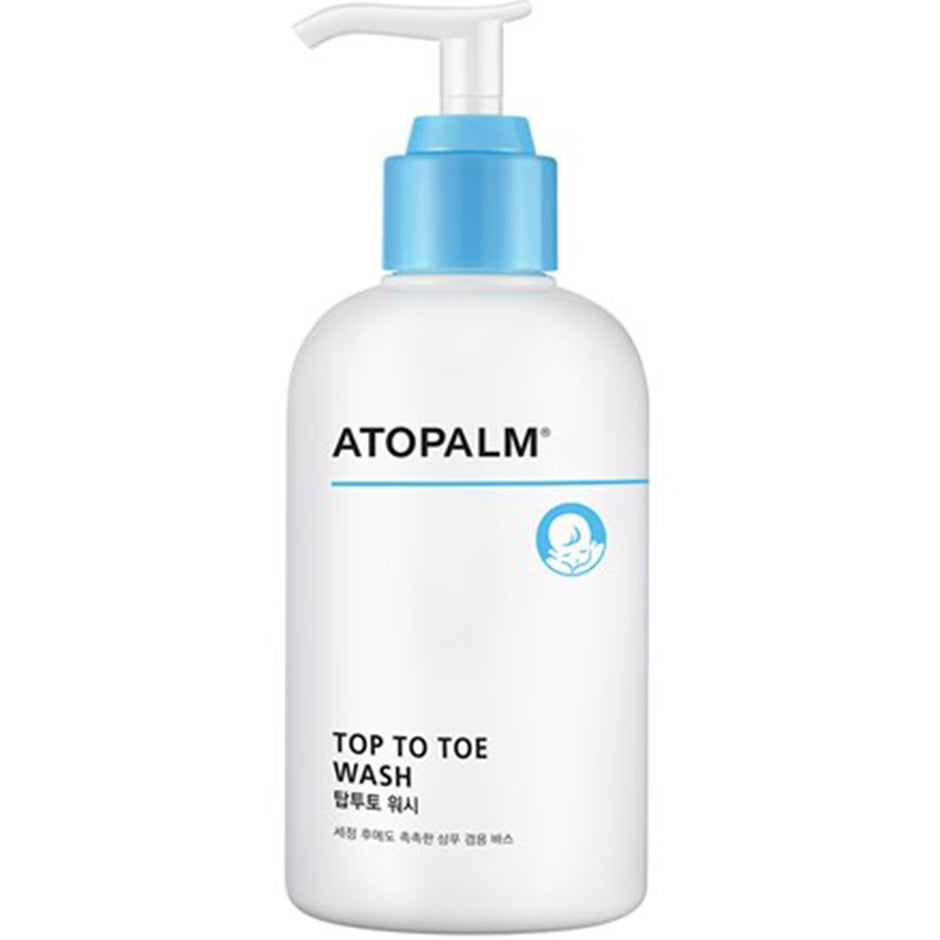 Top to Toe Wash 300 ml ATOPALM Bad- & Duschcreme