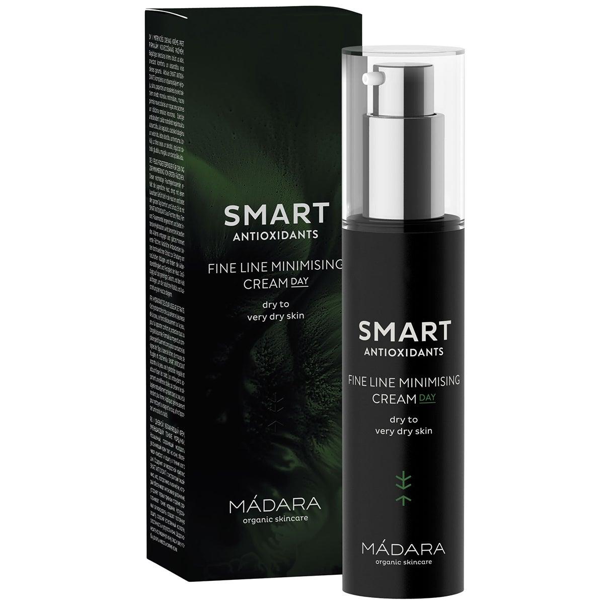 Smart Antioxidants Fine Line Minimizing Day Cream,  50 ml MÁDARA ecocosmetics Dagkräm