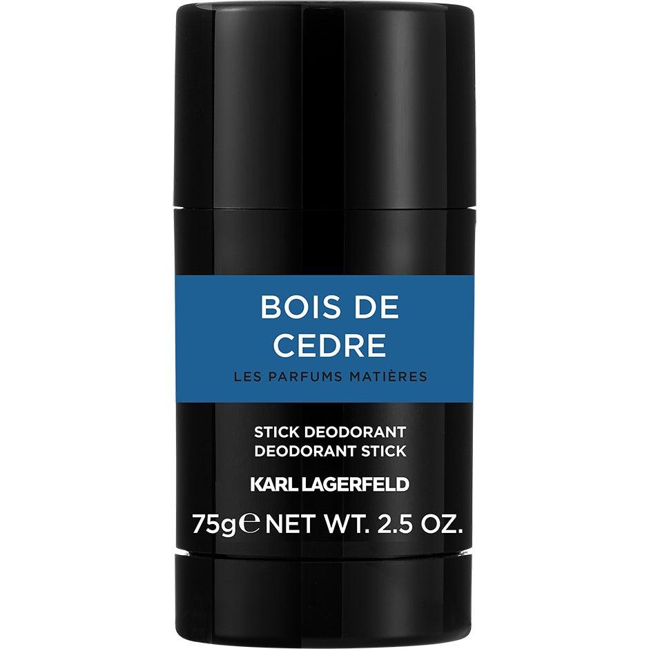 Matieres Bois De Cédre 75 ml Karl Lagerfeld Herrdeodorant